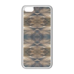 Wildlife Wild Animal Skin Art Brown Black Apple Iphone 5c Seamless Case (white) by yoursparklingshop