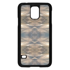Wildlife Wild Animal Skin Art Brown Black Samsung Galaxy S5 Case (black) by yoursparklingshop