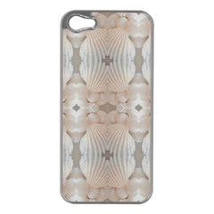 Seashells Summer Beach Love Romanticwedding  Apple Iphone 5 Case (silver) by yoursparklingshop