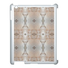 Seashells Summer Beach Love Romanticwedding  Apple Ipad 3/4 Case (white) by yoursparklingshop