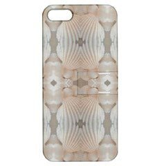 Seashells Summer Beach Love Romanticwedding  Apple Iphone 5 Hardshell Case With Stand by yoursparklingshop