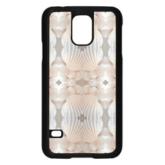 Seashells Summer Beach Love Romanticwedding  Samsung Galaxy S5 Case (black) by yoursparklingshop