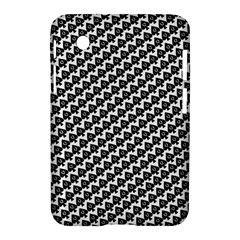 Hot Wife   Queen Of Spades Motif Samsung Galaxy Tab 2 (7 ) P3100 Hardshell Case  by HotWifeSecrets