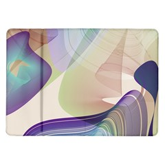 Abstract Samsung Galaxy Tab 10 1  P7500 Flip Case by infloence