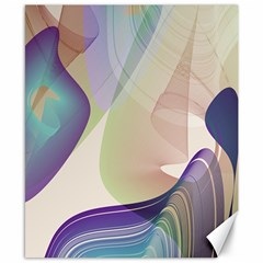 Abstract Canvas 8  X 10  (unframed) by infloence