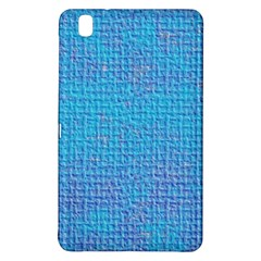 Textured Blue & Purple Abstract Samsung Galaxy Tab Pro 8 4 Hardshell Case by StuffOrSomething