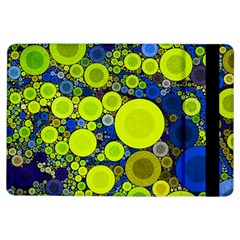 Polka Dot Retro Pattern Apple Ipad Air Flip Case