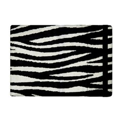 Black White Tiger  Apple Ipad Mini Flip Case by OCDesignss