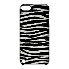 Black White Tiger  Apple Ipod Touch 5 Hardshell Case With Stand by OCDesignss