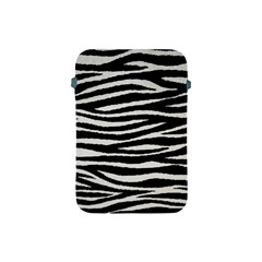 Black White Tiger  Apple Ipad Mini Protective Sleeve by OCDesignss