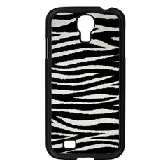 Black White Tiger  Samsung Galaxy S4 I9500/ I9505 Case (black) by OCDesignss