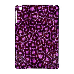 Cheetah Bling Abstract Pattern  Apple Ipad Mini Hardshell Case (compatible With Smart Cover) by OCDesignss