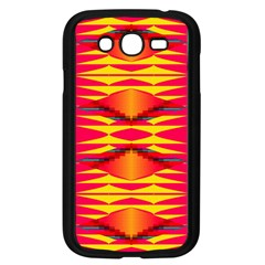 Colorful Tribal Texture Samsung Galaxy Grand Duos I9082 Case (black) by LalyLauraFLM