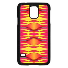 Colorful Tribal Texture	samsung Galaxy S5 Case by LalyLauraFLM