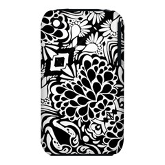 70 s Wallpaper Apple Iphone 3g/3gs Hardshell Case (pc+silicone) by KirstenStar
