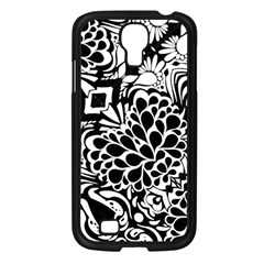 70 s Wallpaper Samsung Galaxy S4 I9500/ I9505 Case (black)