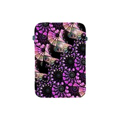Hippy Fractal Spiral Stacks Apple Ipad Mini Protective Sleeve