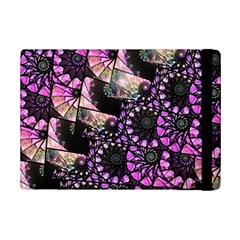 Hippy Fractal Spiral Stacks Apple Ipad Mini 2 Flip Case