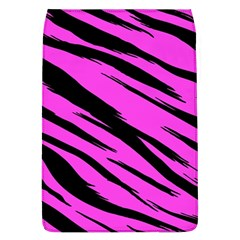Pink Tiger Removable Flap Cover (l) by ArtistRoseanneJones