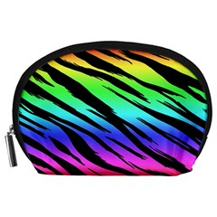 Rainbow Tiger Accessory Pouch (large)