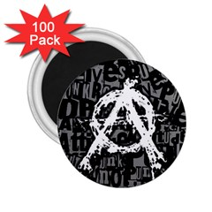 Anarchy 2 25  Button Magnet (100 Pack)