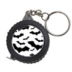 Deathrock Bats Measuring Tape Front