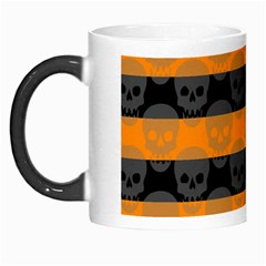 Deathrock Stripes Morph Mug