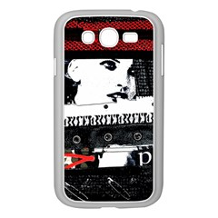 Punk Chick Samsung Galaxy Grand Duos I9082 Case (white)