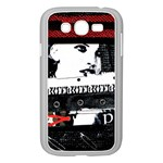 Punk Chick Samsung Galaxy Grand DUOS I9082 Case (White) Front