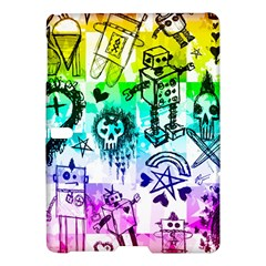 Rainbow Scene Kid Sketches Samsung Galaxy Tab S (10 5 ) Hardshell Case  by ArtistRoseanneJones