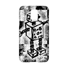 Sketched Robot Samsung Galaxy S5 Hardshell Case  by ArtistRoseanneJones