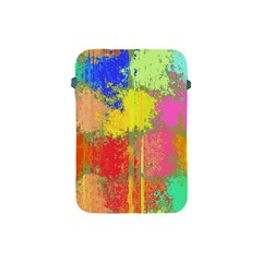 Colorful Paint Spots Apple Ipad Mini Protective Soft Case by LalyLauraFLM