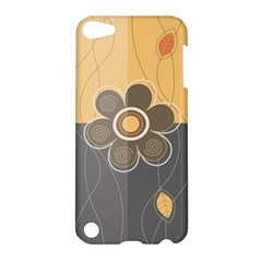 Floral Design Apple Ipod Touch 5 Hardshell Case
