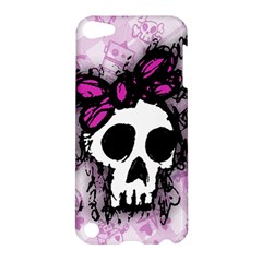 Sketched Skull Princess Apple iPod Touch 5 Hardshell Case