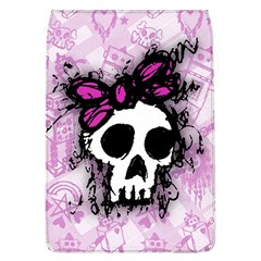 Sketched Skull Princess Removable Flap Cover (L)