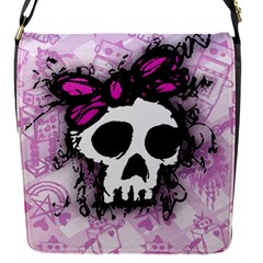 Sketched Skull Princess Removable Flap Cover (S)