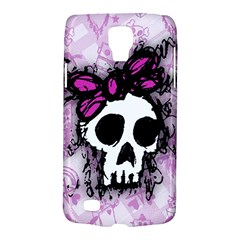 Sketched Skull Princess Samsung Galaxy S4 Active (I9295) Hardshell Case