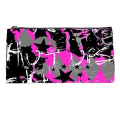 Pink Scene Kid Pencil Case