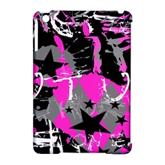 Pink Scene Kid Apple Ipad Mini Hardshell Case (compatible With Smart Cover) by ArtistRoseanneJones