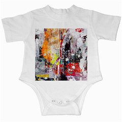 Abstract Graffiti Infant Bodysuit by ArtistRoseanneJones