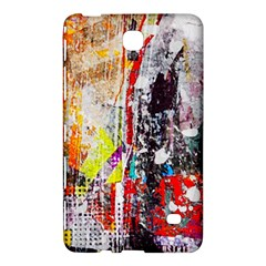 Abstract Graffiti Samsung Galaxy Tab 4 (7 ) Hardshell Case  by ArtistRoseanneJones