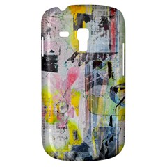 Graffiti Graphic Samsung Galaxy S3 Mini I8190 Hardshell Case by ArtistRoseanneJones