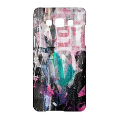 Graffiti Grunge Love Samsung Galaxy A5 Hardshell Case