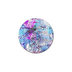 Graffiti Splatter Golf Ball Marker 4 Pack by ArtistRoseanneJones