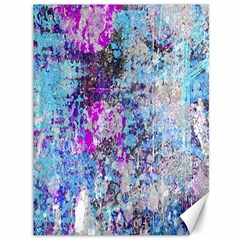 Graffiti Splatter Canvas 36  X 48  (unframed) by ArtistRoseanneJones