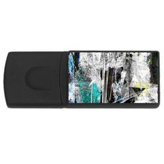 Urban Funk 4gb Usb Flash Drive (rectangle) by ArtistRoseanneJones