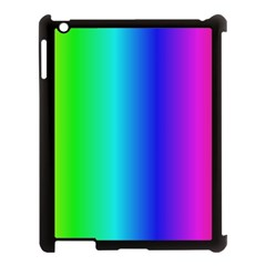 Crayon Box Apple Ipad 3/4 Case (black)