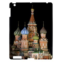 Saint Basil s Cathedral  Apple Ipad 3/4 Hardshell Case by anstey