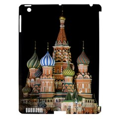 Saint Basil s Cathedral  Apple Ipad 3/4 Hardshell Case (compatible With Smart Cover) by anstey