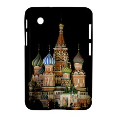 Saint Basil s Cathedral  Samsung Galaxy Tab 2 (7 ) P3100 Hardshell Case  by anstey
